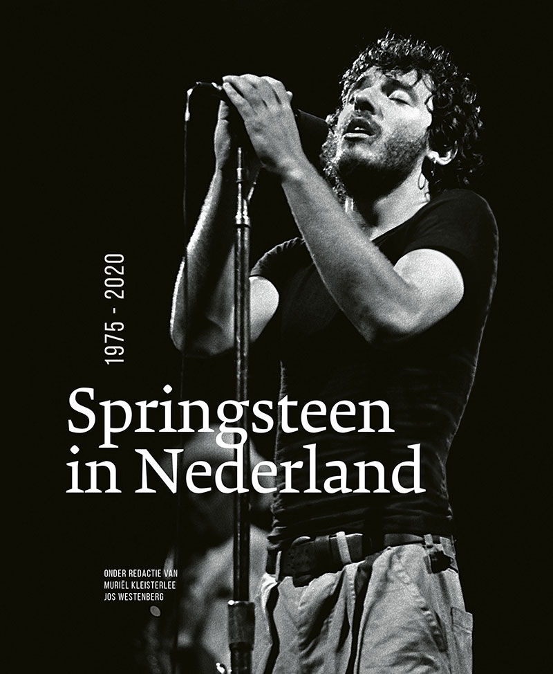 boek Springsteen in Nederland